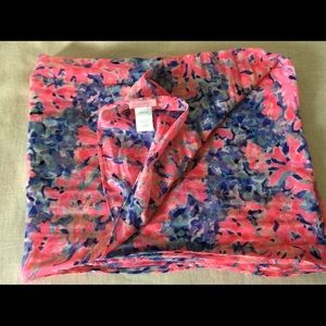 Lilly Pulitzer Scarf.